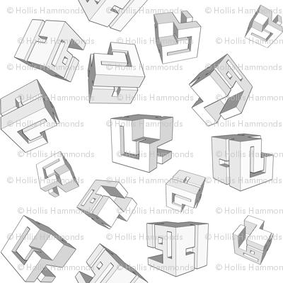 falling_cubes