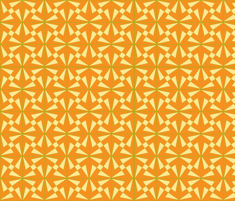 Reflected_Pinwheels 005 fabric by phigmint on Spoonflower - custom fabric