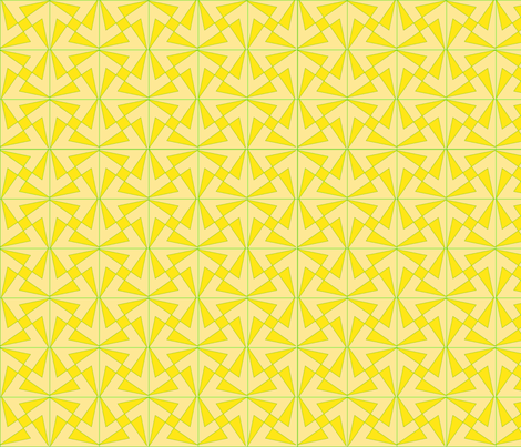 Reflected_Pinwheels 011 fabric by phigmint on Spoonflower - custom fabric