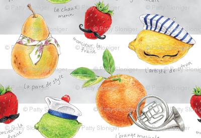 Frenchy Fruits