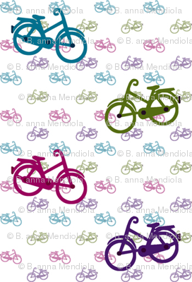 Bicycle, bicycle...
