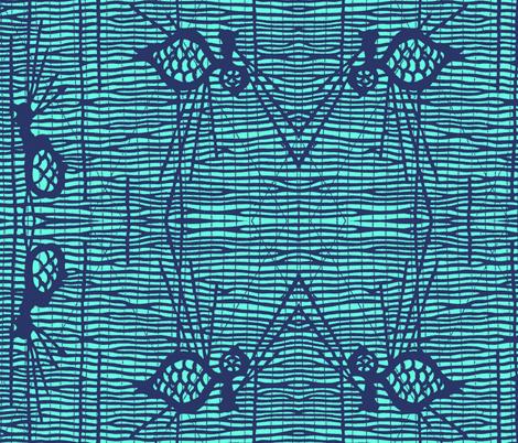 Snails? fabric by paulamarie on Spoonflower - custom fabric