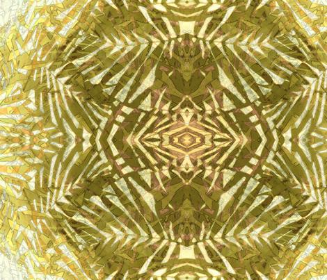 palm-zebra 3600px fabric by wren_leyland on Spoonflower - custom fabric