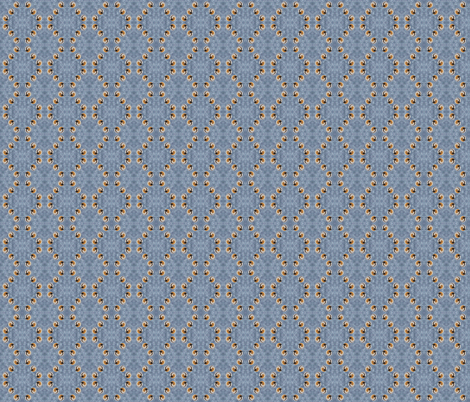 Swirling Dots fabric by karendel on Spoonflower - custom fabric