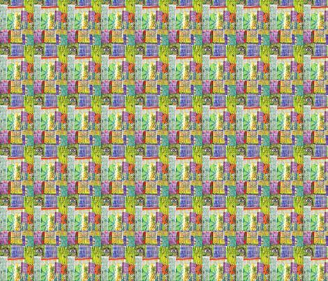 Fiber GONE WILD-265 fabric by kkitwana on Spoonflower - custom fabric