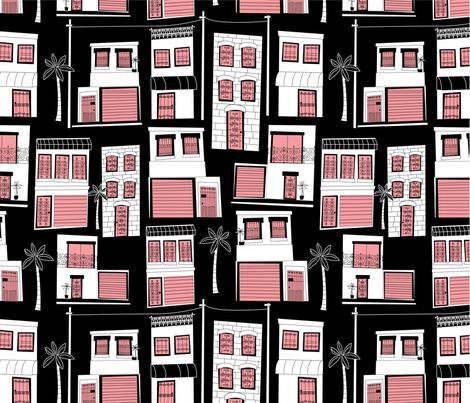 Windows & Doors fabric by dynasty_b on Spoonflower - custom fabric