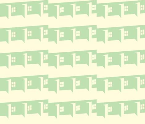 doorwindow_21_18_lab_150dpi fabric by miss_honeybird on Spoonflower - custom fabric