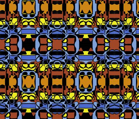 windows and doors of perception fabric by emmaleeerose on Spoonflower - custom fabric