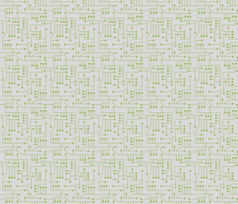 Circuit_011 fabric by lowa84 on Spoonflower - custom fabric