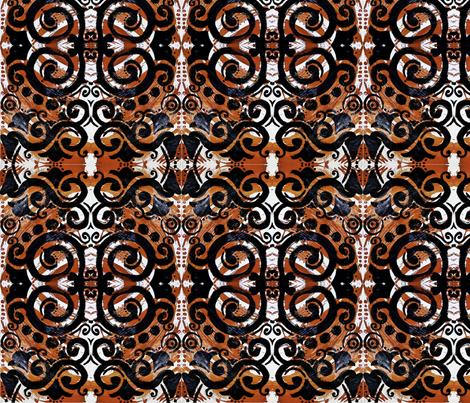 fingerpaintingmad fabric by emmaleeerose on Spoonflower - custom fabric