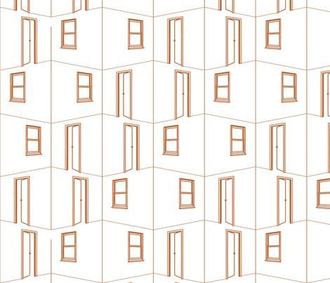 Escheresque fabric by jmckinniss on Spoonflower - custom fabric