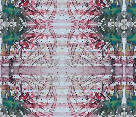 American Static fabric by emmaleeerose on Spoonflower - custom fabric