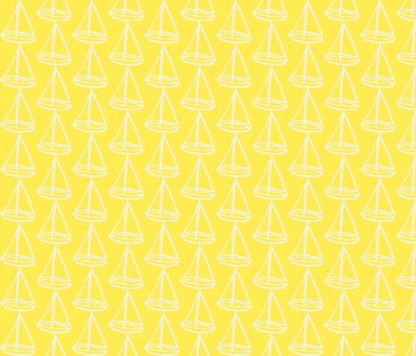 Boat fabric by littlebeardog on Spoonflower - custom fabric