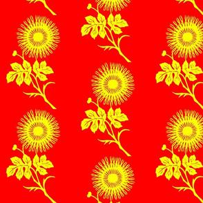 Chinese cut paper design