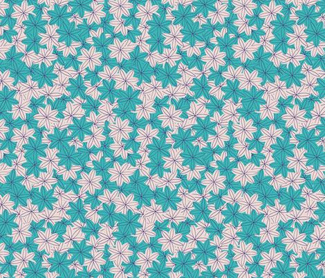 jungle2 fabric by guapa on Spoonflower - custom fabric