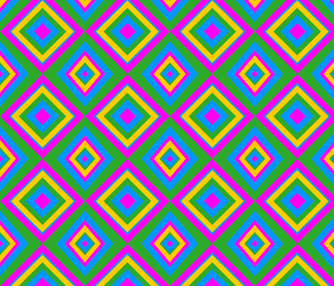 rainbow_love fabric by snork on Spoonflower - custom fabric