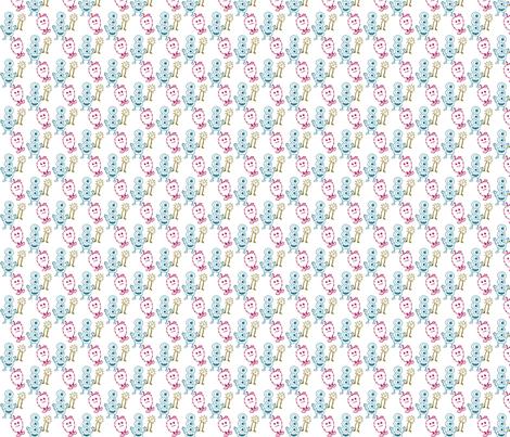 Critters fabric by siya on Spoonflower - custom fabric