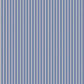 Cobalt blue stripe