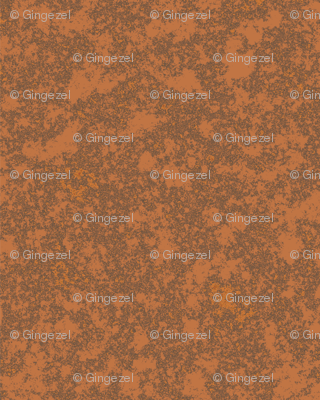 Lichen in Red © 2010 Gingezel™ Inc.