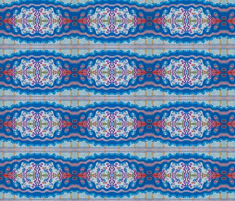 water scene fabric by emmaleeerose on Spoonflower - custom fabric