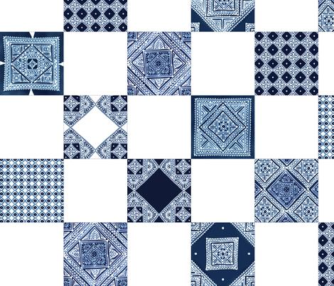Amuletii Charm Quilt fabric by spellstone on Spoonflower - custom fabric