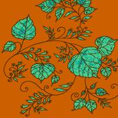 UnderTheBodhiTree-sienna&frenchblue