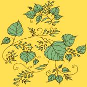 UndertheBodhiTree-yellow&frenchgreen
