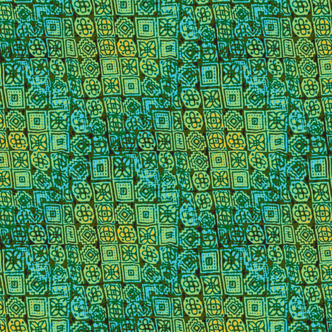 Diamond Cut Diamond fabric by nalo_hopkinson on Spoonflower - custom fabric