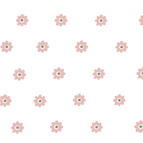 God is Love  flower dots fabric by paragonstudios on Spoonflower - custom fabric