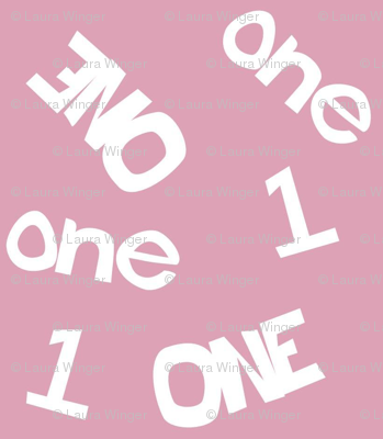 One - Pink 001