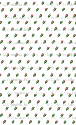 God is Love rosebuds