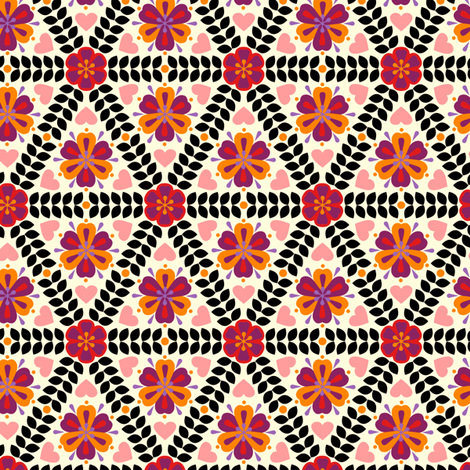 Hildur E fabric by helena on Spoonflower - custom fabric