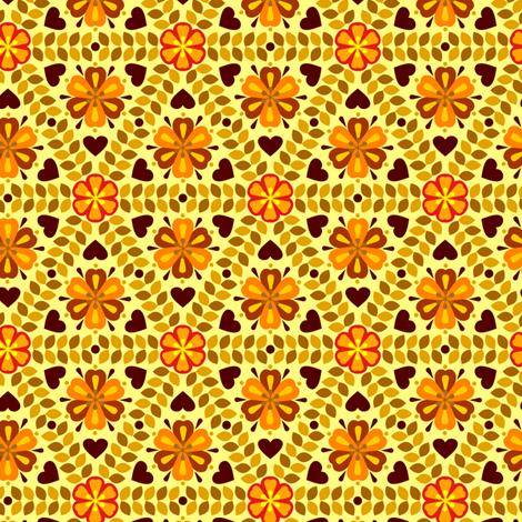 Hildur D fabric by helena on Spoonflower - custom fabric
