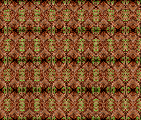 East Indian Repeat fabric by robin_rice on Spoonflower - custom fabric