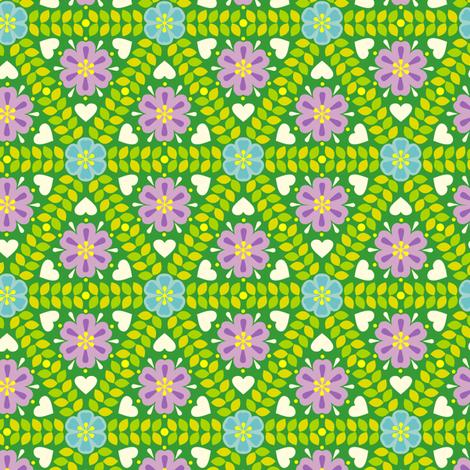 Hildur C fabric by helena on Spoonflower - custom fabric