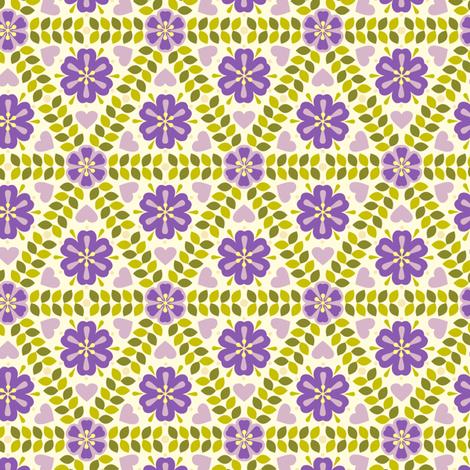 Hildur B fabric by helena on Spoonflower - custom fabric