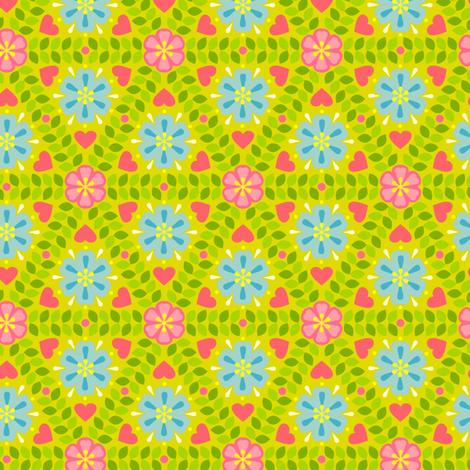 Hildur A fabric by helena on Spoonflower - custom fabric