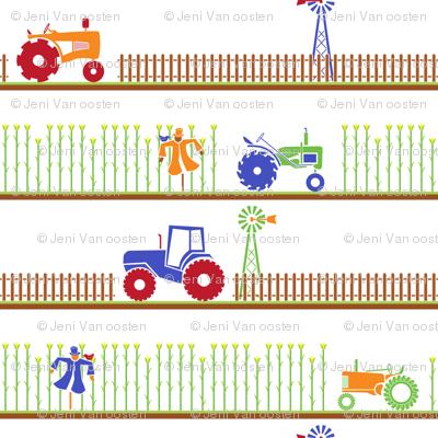 Farm and Field