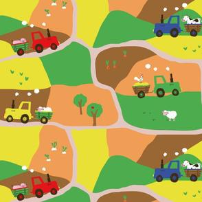 I ♥ Tractors