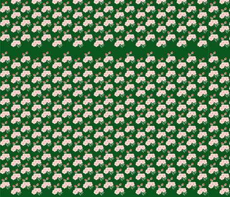 fridas_flowers fabric by gurumania on Spoonflower - custom fabric