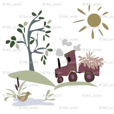 Sunshine Tractor
