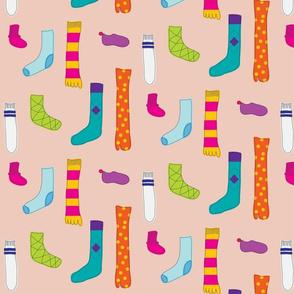 Fun with Socks