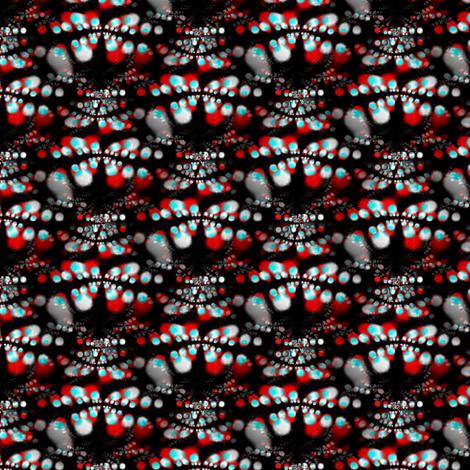 Spot (sideways) fabric by kruze on Spoonflower - custom fabric