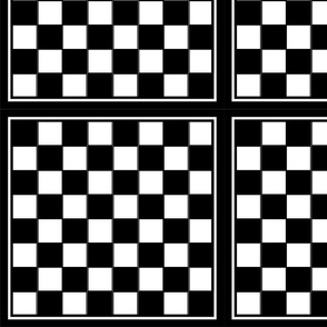 Chess or Checkers Gameboard