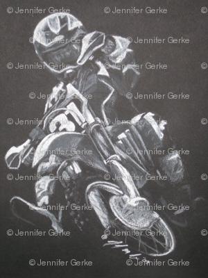 Motorcycle Dirt Bike Motocross