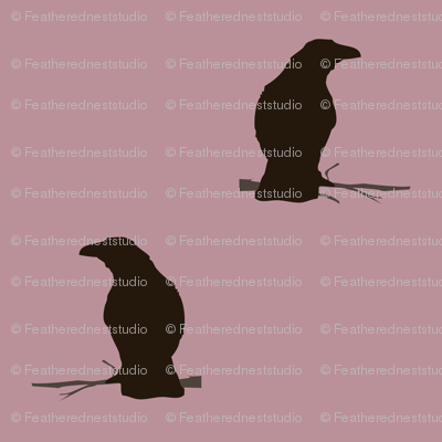 crow_fabric_purple