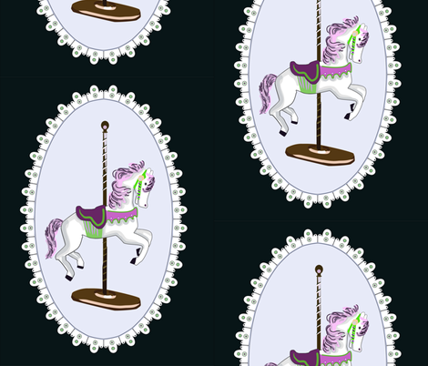 konjicek fabric by p_kok on Spoonflower - custom fabric