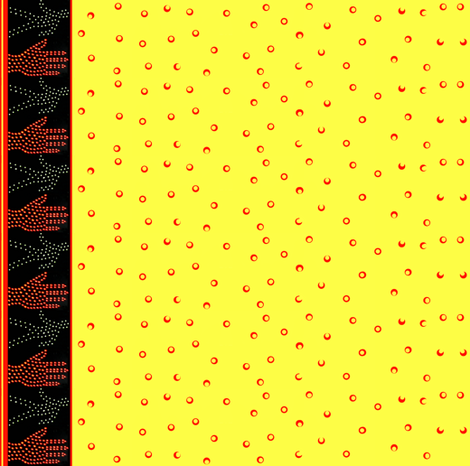 Stop and Go fabric by robin_rice on Spoonflower - custom fabric