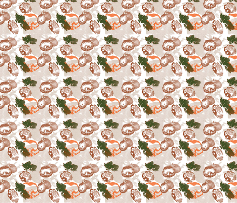 Pumpkin_Patch fabric by snooky on Spoonflower - custom fabric