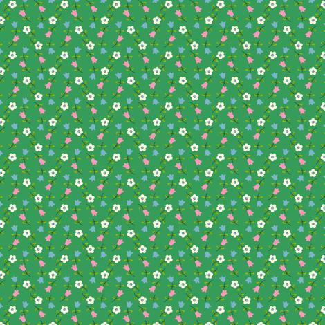 Ebba A fabric by helena on Spoonflower - custom fabric